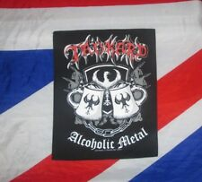 Tankard Official Back Patch Backpatch Alcoholic