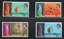 Bahamas  (1968)  - Scott # 276 - 279,  MH
