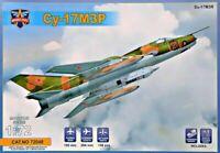 ModelSvit 72048 - 1/72 – Su-17M3R Reconnaissance fighter-bomber with KKR pod
