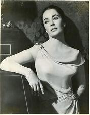 ELIZABETH LIZ TAYLOR  GIANT 1956 VINTAGE PHOTO ORIGINAL #16