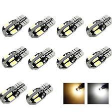 10 x Canbus T10 194 168 W5W 5730 8 LED Auto-Seiten-Keil-Glühlampe weiß