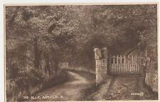 Yr Allt, Abergele Postcard, B314