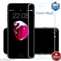 3D Full Coverage Tempered Glass Film Screen&Back Protector For iPhone 7/7 Plus