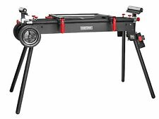 New Craftsman Miter Saw Stand Heavy Duty  Professional Table Saw Power Tools