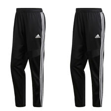 Adidas Mens Tracksuit Bottoms TIRO19 PES Running Track Pant Trouser Black Size