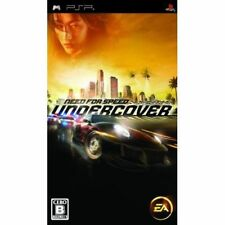 Used PSP Need for Speed Undercover  SONY PLAYSTATION JAPAN IMPORT
