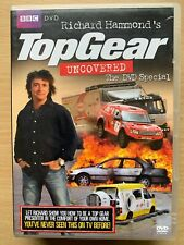Top Gear Uncovered DVD Supercar Car Enthusiast Documentary