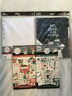 The Happy Planner Christmas Holiday Sticker Extension Pack Lot MAMBI Free Ship