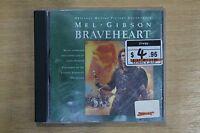 Braveheart     (Original Motion Picture Soundtrack)    (C327)