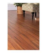 NEW Strand Woven Distressed Dark Honey Bamboo Flooring  (HD13004A)
