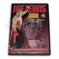 Joe Lewis Karate Martial Arts Contact Fighting Weight Training #15 Dvd Jl15