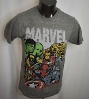 Marvel Mens Heroes Triblend Shirt New S, M, XL