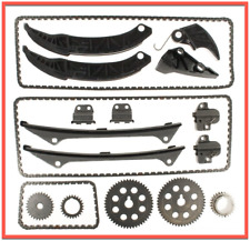 Silent Engine Timing Chain Set MELLING for Hyundai Kia 3.3L 3.8L V6 Expedited