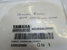 YAMAHA AEROX CRANKCASE COVER GASKET 4CUE-54620000 NEW OLD STOCK
