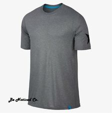 Nike Men's N7 Star Dri-Fit Training Shirt S Gray Gym Casual Training New