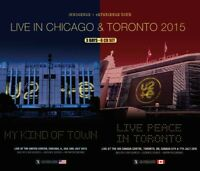 U2 INNOCENCE PLUS EXPERIENCE TOUR LIVE IN CHICAGO & TORONTO 2015 GLORIA Z01