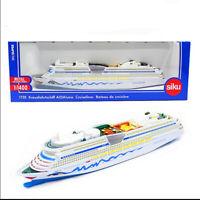 1/1400 Cruiser  SIKU 1720 Aida luna Cruiseliner Diecast Ship Model Replica Model
