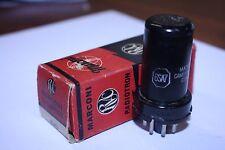 6Sa7 Marconi Radiotron Vintage Tube - Nos In Box