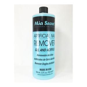 Mia Secret Artificial Nail Remover Gel & Acrylic Remover 32oz