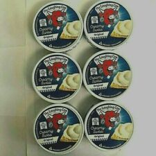 6 THE LAUGHING COW CREAMY SWISS ORIGINAL SPREADABLE CHEESE 8 WEDGES