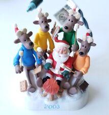 Hallmark Keepsake Collector's Kris and the Kringles 2003 ornament Christmas Xmas