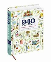940 Saturdays: Family Activities & a Keepsake Journal by Rotbart M.D., Harley A