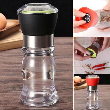 Cooking Gadgets Spice Herb Grinder Pepper Grinder Seasoning Muller Kitchen Tool