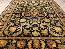 100 Wool Pile Magnificent Hand Made Rug From India About 9 6