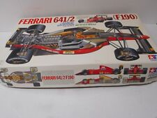 TAMIYA #12027 Ferrari 1/12scale 641/2 (F190) model car kit