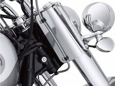 Harley Davidson Chrome Fork Side Covers Kit