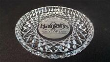 Waterford Crystal Glass Harrah's 50th Collectible Memorabilia  Dish Plate Harrah