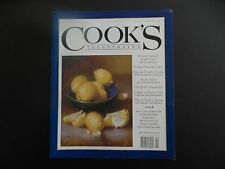 COOK'S ILLUSTRATED NO 84 JANUARY/FEBRUARY 2007 HERB-CRUSTED PORK LOIN & MORE!