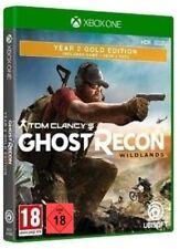 Xbox One Spiel Tom Clancy's Ghost Recon Wildlands - Year 2 Gold Edition NEUWARE