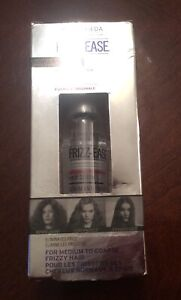 JOHN FRIEDA FRIZZ-EASE ORIGINAL FORMULA HAIR SERUM MEDIUM/ COARSE HAIR 25ml BNIB
