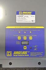 Square D TVS2IMA24P SURGELOGIC Surge Protective Device 3 phase 208v USED