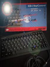 PHILIPS CDI KEYBOARD BOX 22ER9042 CD-i KEY CONTROLLER KEY CONTROL GAMEPAD