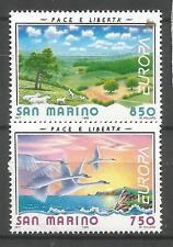 Cept / Europa   1995      San Marino   **