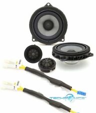 "ROCKFORD FOSGATE POWER T3-BMW1 4"" COMPONENT SPEAKERS SELECT BMW 2010 - UP MODELS"