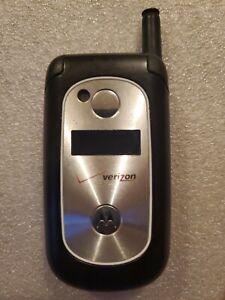 Motorola V series V325 - Black (Verizon) Cellular Phone