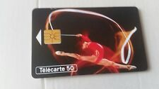 Telecarte 50 unités PARIS BERCY 94   très bon état