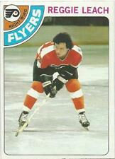 REGGIE LEACH 1978-79 Topps #165 NM-MT NHL Philadelphia Flyers