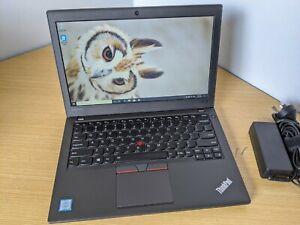 """Lenovo Thinkpad X260 i5-6200U 12.5"""" HD Ultrabook 8GB 256GB SSD Win10p x270 2"""
