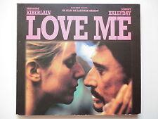 Johnny Hallyday cd album digipack Love Me (bof)