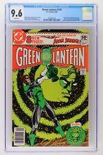 Green Lantern #132 - DC 1980 CGC 9.6 1st DC Comics work by George Perez. Adam St