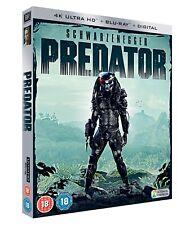 Predator (4K Ultra HD + Blu-ray) [UHD]