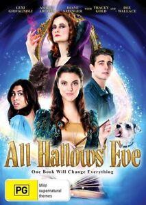 All Hallows' Eve (DVD, 2016) Australian Stock
