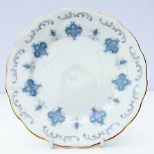 Vintage Royal Osborne Bone China Side Tea Plate Pattern 8324 Blue