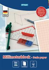 Millimeterpapier ROLLE 75 x 1000 cm 0,75 x 10m