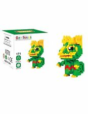 LNO Anime Pokemon Monster Kecleon Block  Mini Building (324pcs) with Box