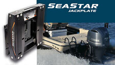 "SeaStar Hydraulic Jack Plate Rated for up to 350 HP with 4"" Setback Model JP4040"